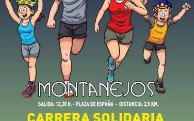 Carrera Solidaria Asilvestrada 2017, en Montanejos