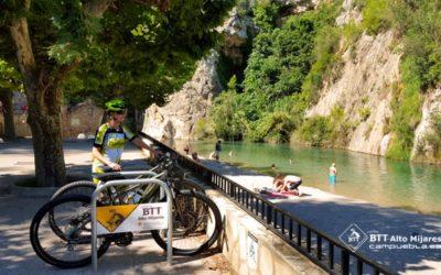 Centro Btt Alto Mijares, Ruta 5 Paseo Río Mijares (muy fácil)